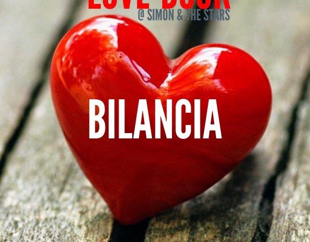 LOVE BOOK Bilancia