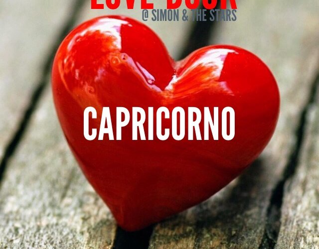 LOVE BOOK Capricorno