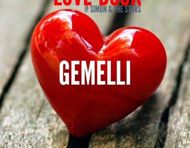 LOVE BOOK Gemelli
