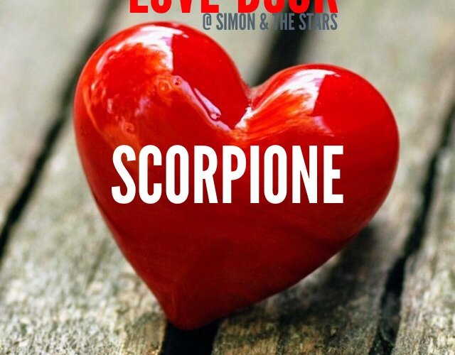 LOVE BOOK Scorpione