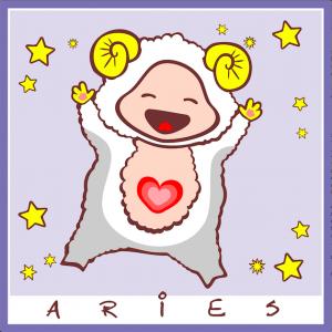 BABY ARIES
