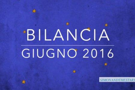 BILANCIA cover GIU2016