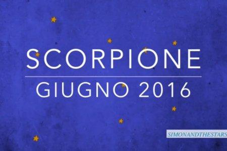 SCORPIONE cover GIU2016
