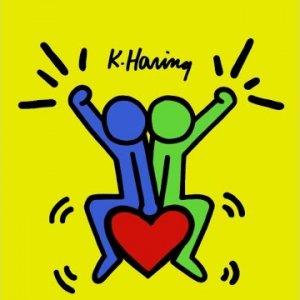 L\'estro di Keith Haring (opera rivisitata)
