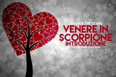 Venere in SCORPIONE - intro
