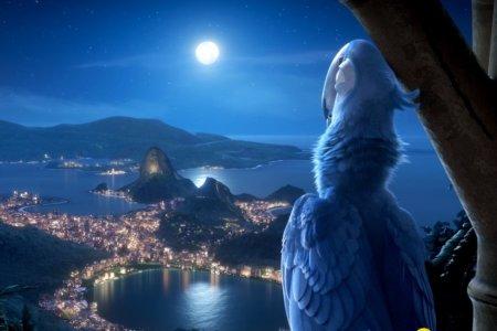 Luna PIena in Leone
