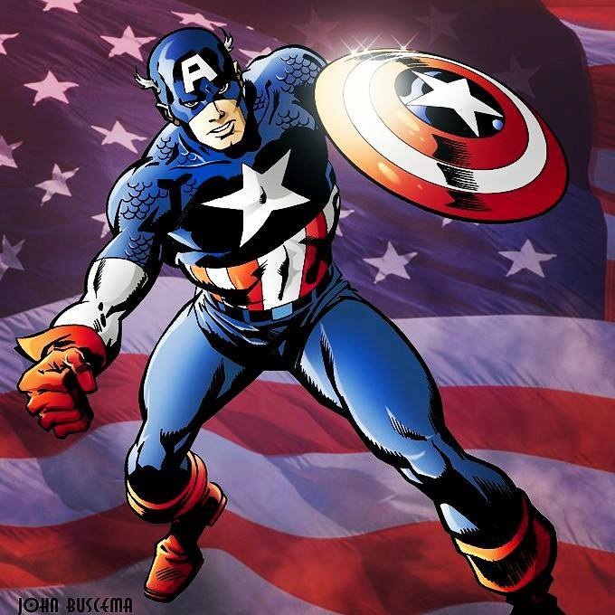 Cancro Captain America