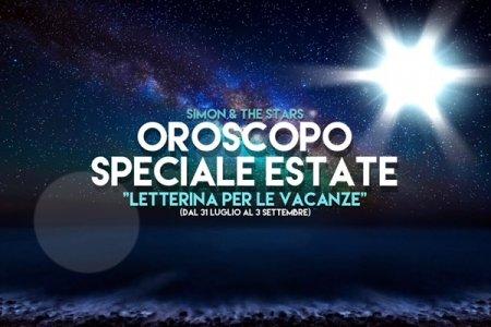 Oroscopo speciale estate