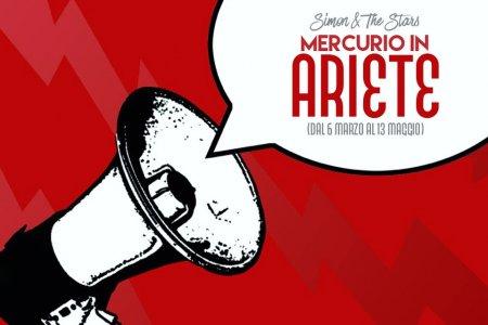 Mercurio in Ariete 2018