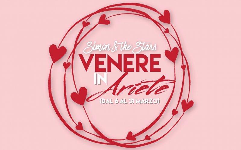 Venere in Ariete 2018