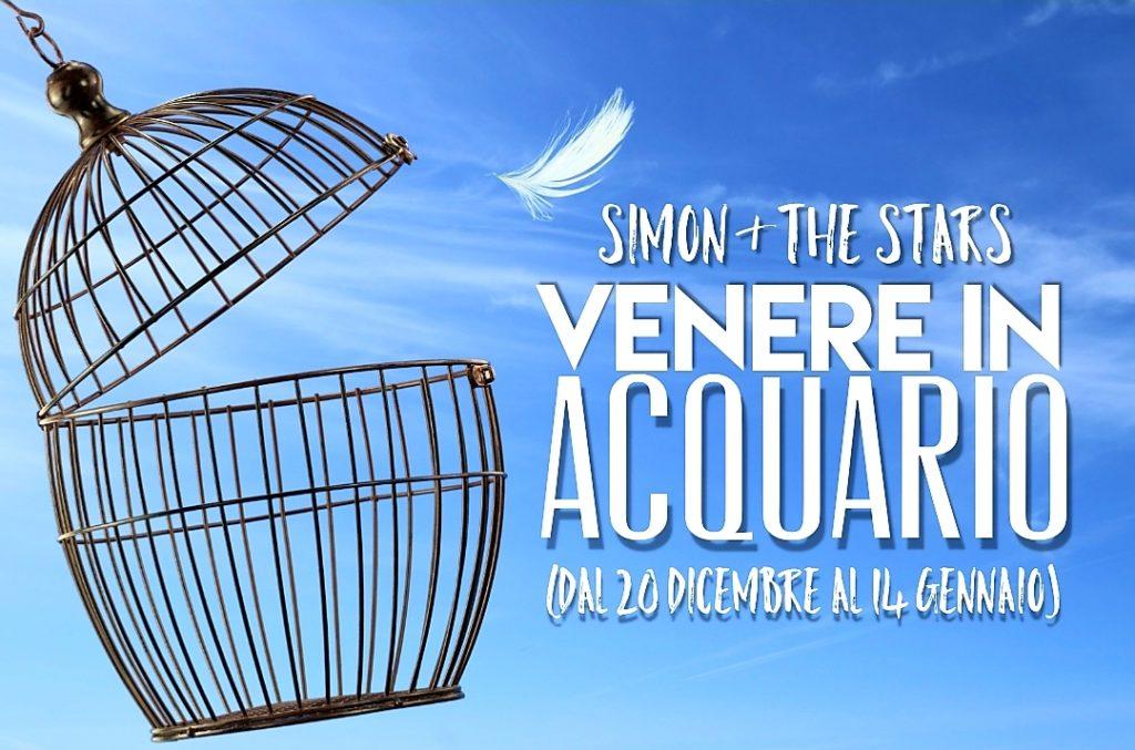 Venere in Acquario 2019b