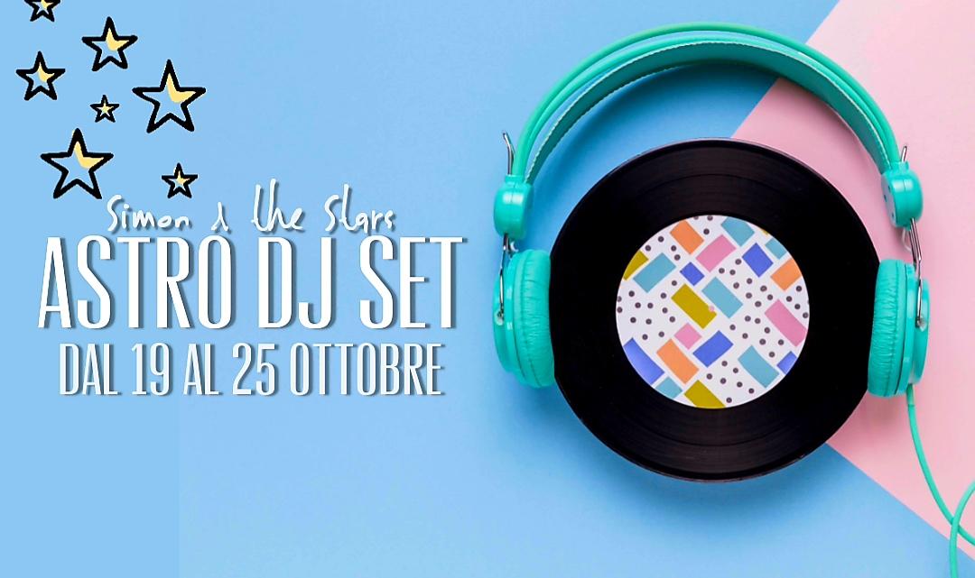 Astro DJ set