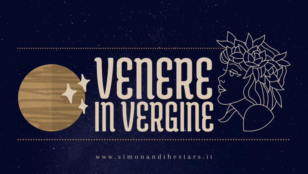 Venere In Vergine